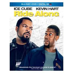 Ride along (blu ray/dvd/digital hd w/ultraviolet) BR61126007