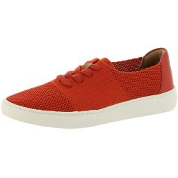 Comfortiva Womens Trista Knit Low Top Casual Sneakers