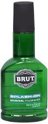 Brut Splash-on Lotion Original Fragrance - 3.5oz