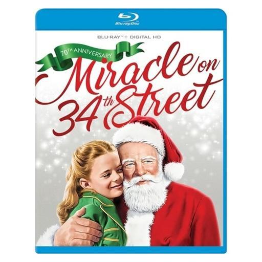 Miracle on 34th street (blu-ray/digital hd/1947/70th anniversary) EJJPMTVZS4PCYQVV