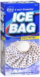 Cara English Ice Bag - 1 Each, Pack Of 4