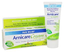 Boiron - Arnicare Cream Pain Relief - 2.5 fl. oz.