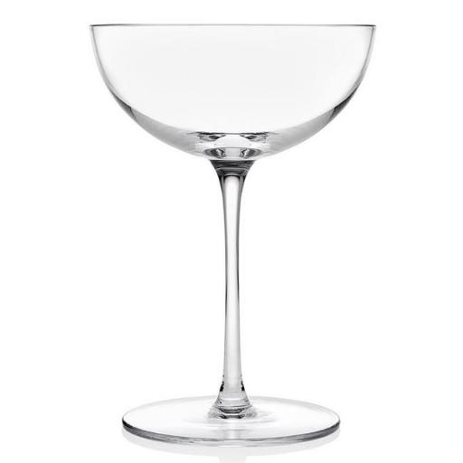 Godinger 99935 8 oz Rondo Champagne Coupes - Set of 4