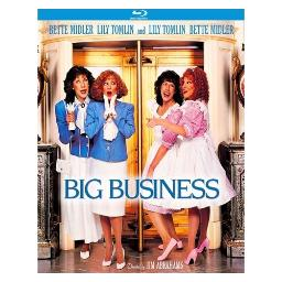 Big business (blu-ray/1988/ws 1.85/special edition) BRK23064