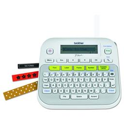 Brother international ptd-210 easy compact label maker