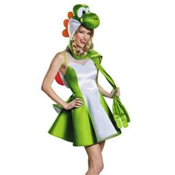Yoshi Female Version Costume, Tween X-Large (14-16)