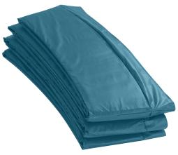 Super Trampoline Replacement Safety Pad (Spring Cover) Fits for 15 FT. Round Frames - Aqua