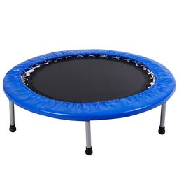 38 Exercise Trampoline with Padding and Springs""
