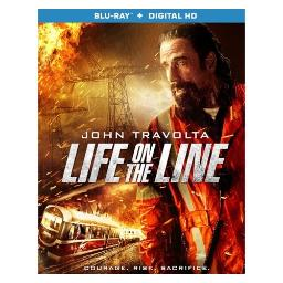 Life on the line (blu ray w/dig hd) (ws/eng/eng sub/span sub/eng sdh/5.1dts BR51661