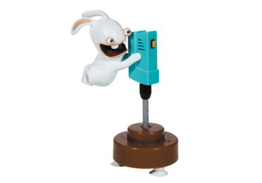 Mcf-rabbids sound & action figures series 2 driller-nla WUD0OYEW6HZRMXMS