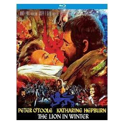 Lion in winter-50th anniversary special edition (blu-ray/1968/ws 2.35/eng-s BRK21623