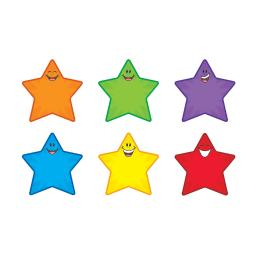 Trend (3 pk) star smiles classic accents
