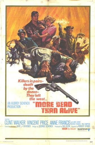 More Dead Than Alive Movie Poster (11 x 17) ZNDCZA69QAT59WCT