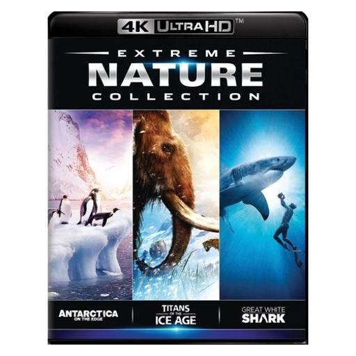 Extreme nature collection (blu-ray/4kuhd mastered/ultraviolet) 1724981