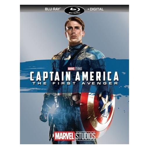 Captain america-first avenger (blu-ray/digital hd/re-pkgd) LUDWKXIGSZ4JTLPB