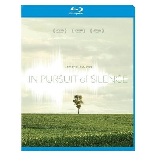 In pursuit of silence (blu ray) (1.78:1/w/eng dts 5.1) VWYQUJFCQ1E6LU48
