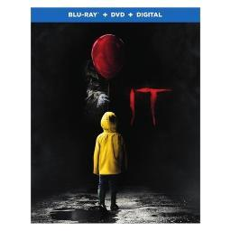 It (2017/blu-ray/dvd/digital hd) BR634327