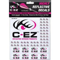 CEZ PRODUCTS 19935 C-EZ PINK REFLECTIVE ARROW & TREESTAND WRAPS