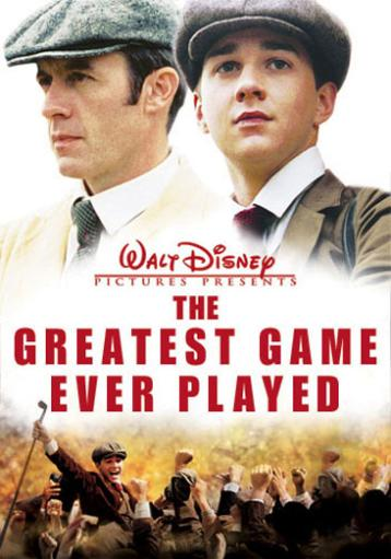 Greatest game ever played (dvd/ws) VOHDCOLBJFXK8HIQ