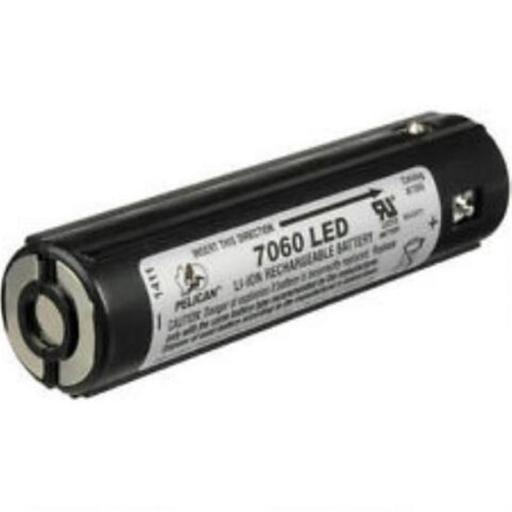 Pelican 562-7060-301-000 7060 Rechargeable Lithium Ion Battery Pack for LED Flashlights