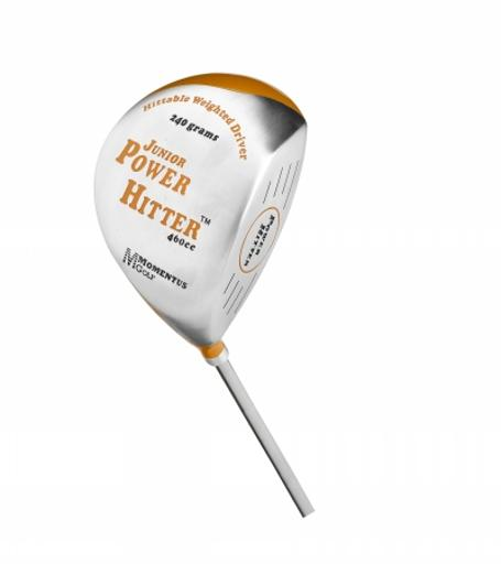Momentus Golf PH240JLSC Junior Power Hitter Driver 240 - LH