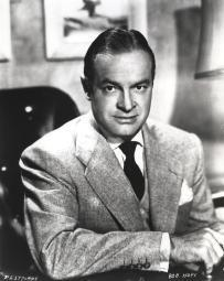 Bob Hope Seated wearing Formal Suit Portrait Photo Print GLP467432LARGE