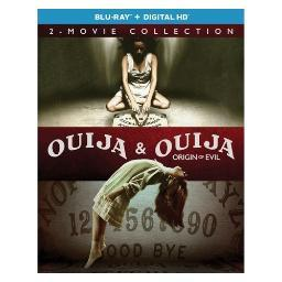 Ouija 2-movie collection (blu ray w/hd) contains ouija 1 & 2 BR61184948