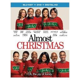 Almost christmas (blu ray/dvd/w/digital hd) BR61177555