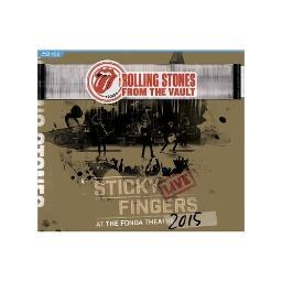 Rolling stones-from the vault-live at the fonda 2015 (cd/blu-ray/2017)