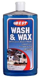 Best Propack 60032 Best 32 Oz. Wash And Wax Concentrate