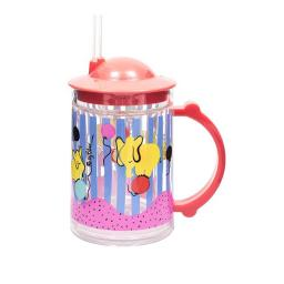 Childs Elephants Straw Cup