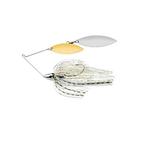 War eagle spinner baits we nkl dbl wil spinnerbait blu shad we38nw35