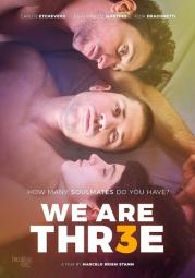 We are thr3e (dvd)
