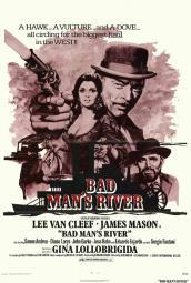 Bad Man's River Movie Poster Print (27 x 40) MOVGF1428