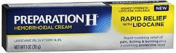 Preparation H Hemorrhoidal Cream Rapid Relief - 1 oz PF284210