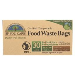 If You Care Trash Bags - Recycled - Case of 12 - 30 Count