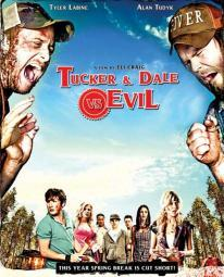 Tucker & Dale vs Evil Movie Poster (11 x 17) MOVIB27253