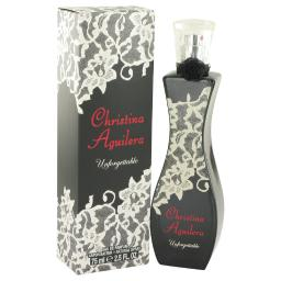 Christina Aguilera Unforgettable by Christina Aguilera Eau De Parfum Spray 2.5 oz for Women (Package of 2)