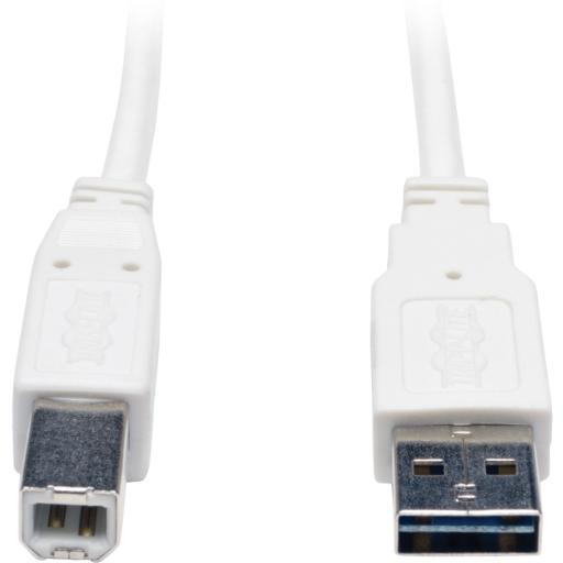 Tripp Lite Ur022-006-Wh Usb Data Transfer Cable