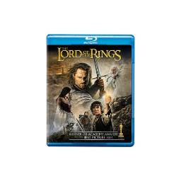 LORD OF THE RINGS-RETURN OF THE KING (BLU-RAY) 794043131837