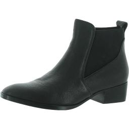 Naturalizer Womens Hailey Leather Ankle Chelsea Boots