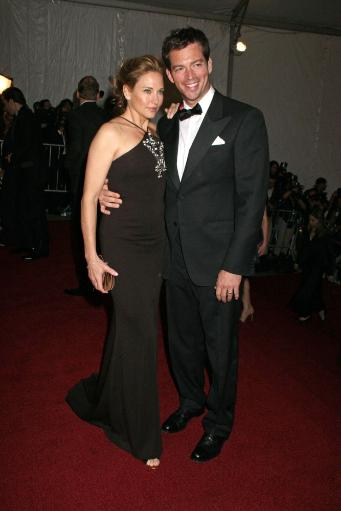 Jill Goodacre, Harry Connick Jr. At Arrivals For Poiret King Of Fashion - Metropolitan Museum Of Art Costume Institute Gala, The Metropolitan.