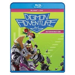 Digimon adventure tri-determination (blu ray/dvd w/digital) (1.78:1) BRSF17858