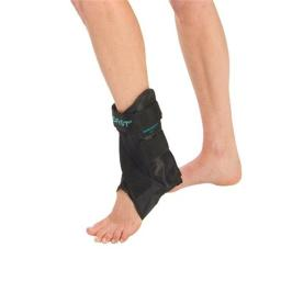 Fabrication Enterprises 24-2710L Airsport Ankle Brace, Left - Extra Small