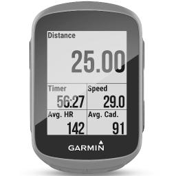 Garmin EDGE130 Edge 130 GPS Bike Computer