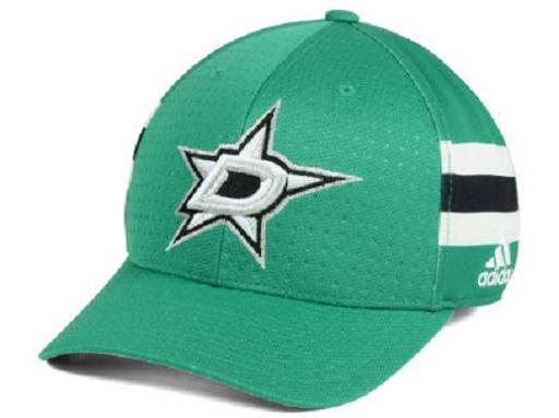 f10f2edb6dd Adidas Dallas Stars NHL Adidas Draft Stretch Fitted Hat