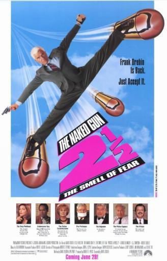 Naked Gun 2 12 The Smell of Fear Movie Poster (11 x 17) ALR2B325IPSHXYWV