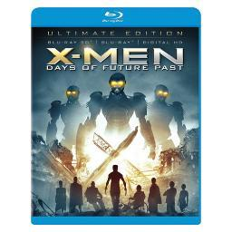 X-men days of future past (blu-ray/3d/dhd/2 disc/ultimate ed) (3-d) BR2296270