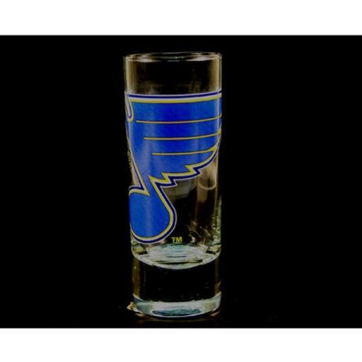 "St. Louis Blues NHL ""Hype"" Tall Shot Glass DGX0MDOS0NFTV673"