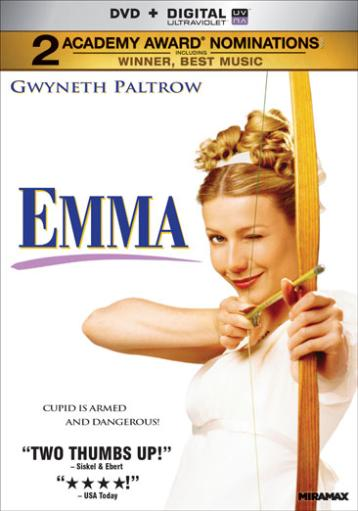 Emma (dvd) (ws/eng/5.1 dol dig/uv digital copy)